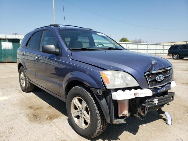 KIA Sorento salvage cars for sale: 2003 KIA Sorento
