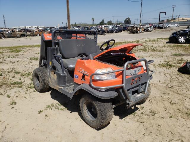 Kubota salvage cars for sale: 2012 Kubota RTV900