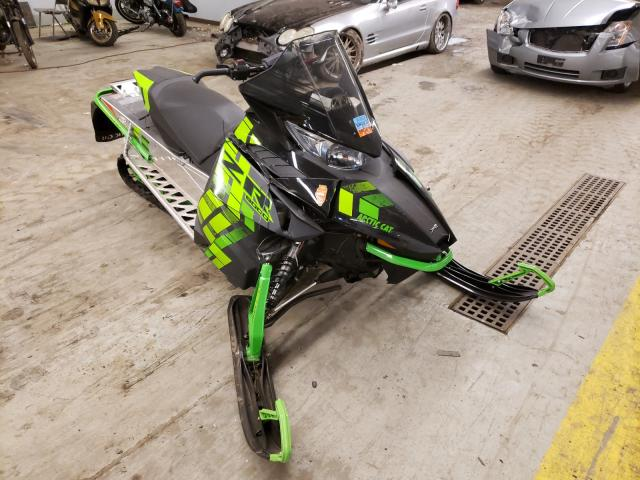 Arctic Cat salvage cars for sale: 2017 Arctic Cat Snopro