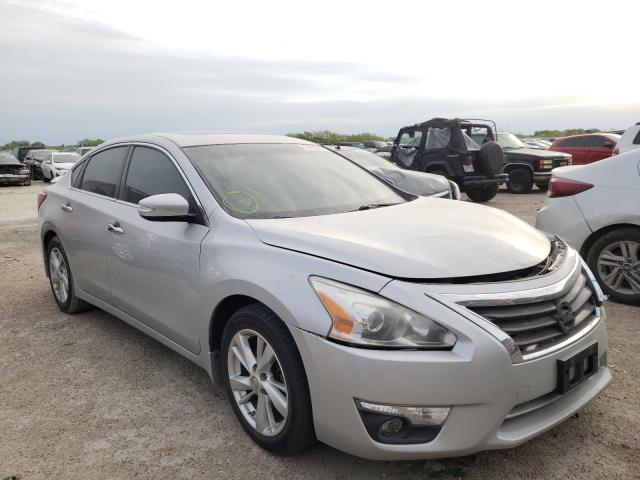 Salvage cars for sale from Copart Temple, TX: 2013 Nissan Altima 2.5
