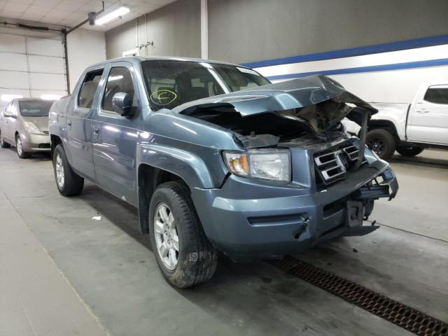 Salvage cars for sale from Copart Pasco, WA: 2007 Honda Ridgeline