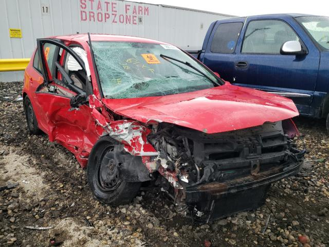 Salvage cars for sale from Copart Cudahy, WI: 2008 Volkswagen Rabbit