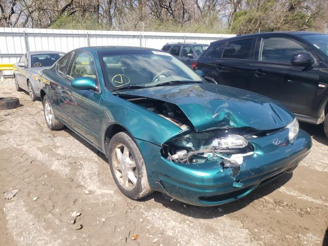 Oldsmobile salvage cars for sale: 1999 Oldsmobile Alero GLS