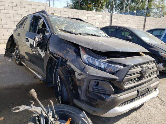 Salvage cars for sale from Copart Colton, CA: 2019 Toyota Rav4 Adven