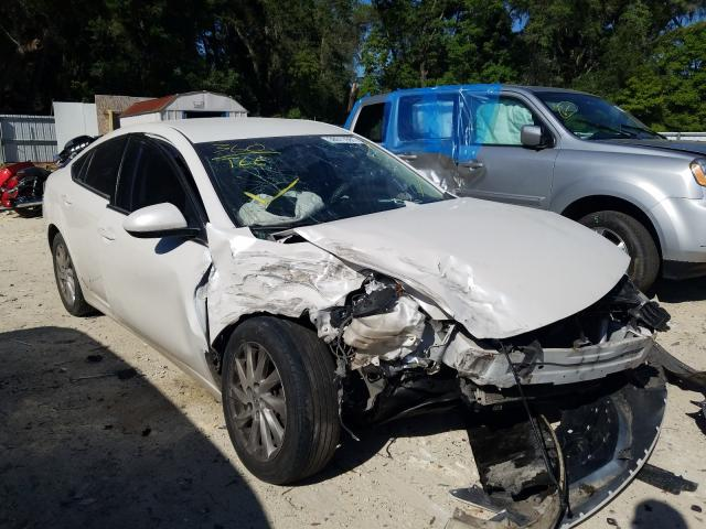 Salvage cars for sale from Copart Ocala, FL: 2012 Mazda 6 I