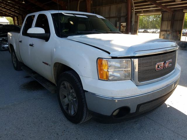 Salvage cars for sale from Copart Greenwell Springs, LA: 2007 GMC New Sierra