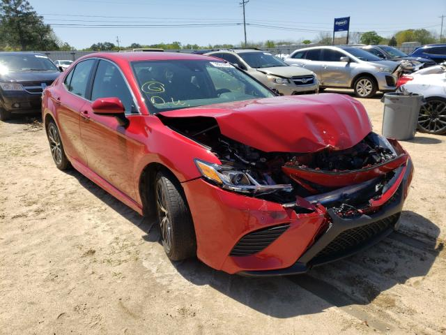 Salvage cars for sale from Copart Newton, AL: 2019 Toyota Camry L
