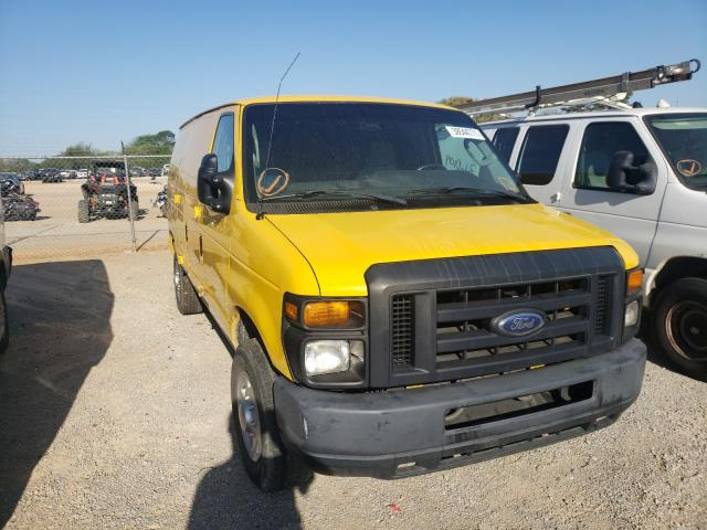 Salvage cars for sale from Copart Tanner, AL: 2013 Ford Econoline