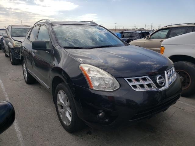 Nissan Rogue salvage cars for sale: 2011 Nissan Rogue