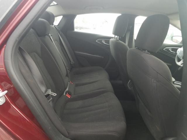 2015 Chrysler 200 | Vin: 1C3CCCAB2FN644069