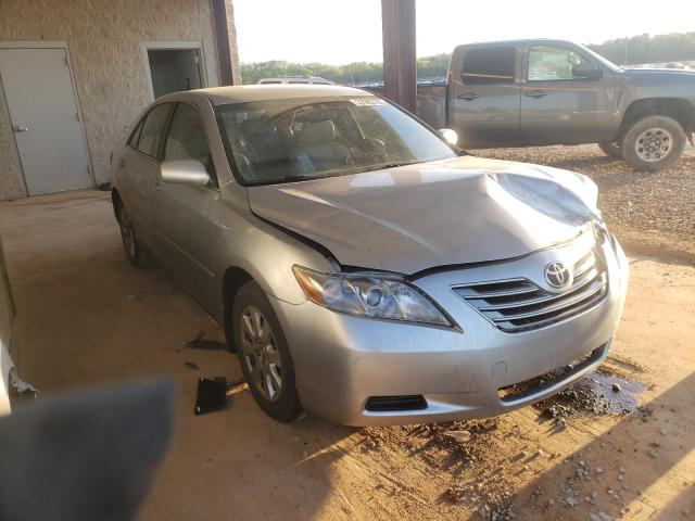 Salvage cars for sale from Copart Tanner, AL: 2007 Toyota Camry Hybrid