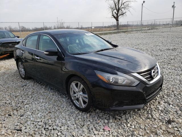 Nissan Altima salvage cars for sale: 2016 Nissan Altima