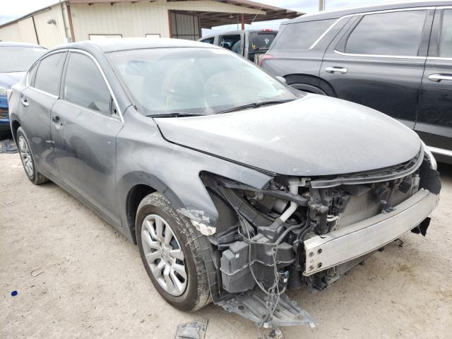 Salvage cars for sale from Copart Temple, TX: 2015 Nissan Altima 2.5