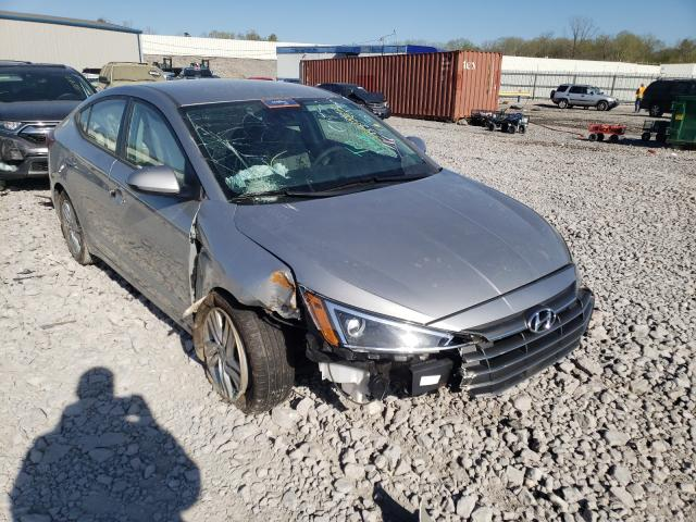 Salvage cars for sale from Copart Hueytown, AL: 2020 Hyundai Elantra SE