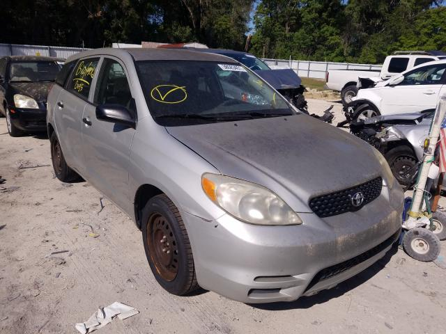 Salvage cars for sale from Copart Ocala, FL: 2003 Toyota Matrix