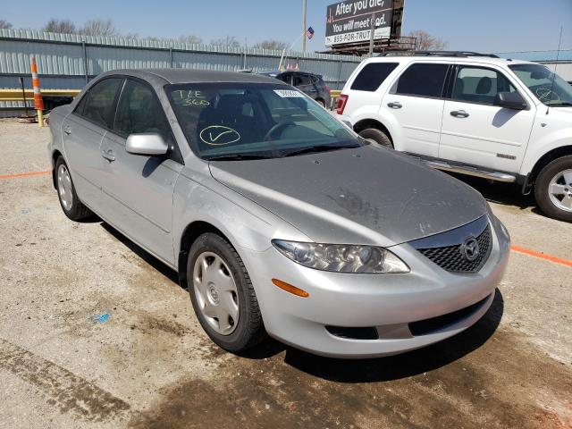 Salvage cars for sale from Copart Wichita, KS: 2003 Mazda 6 I