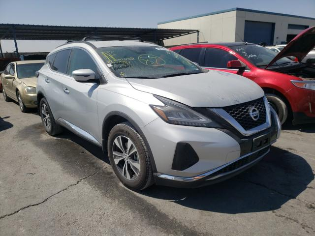 2020 NISSAN MURANO SV - Other View