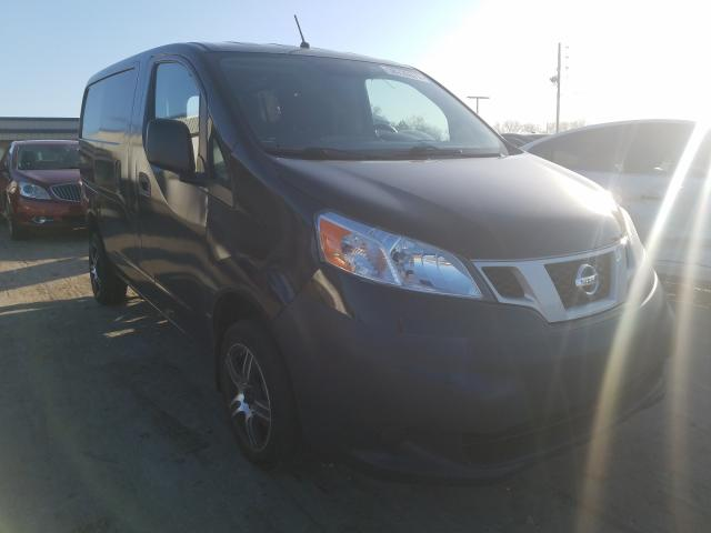 Nissan salvage cars for sale: 2015 Nissan NV200 2.5S