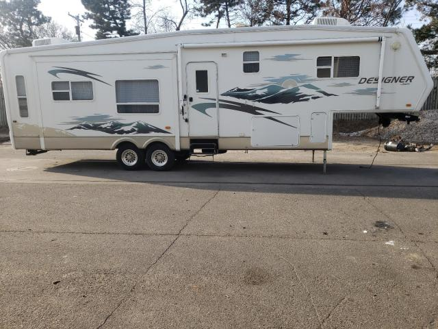 Jayco Designer salvage cars for sale: 2006 Jayco Designer