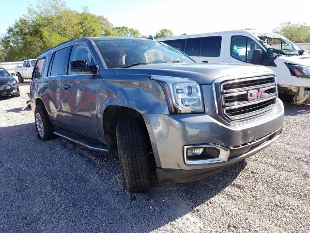 Salvage cars for sale from Copart Eight Mile, AL: 2020 GMC Yukon SLT