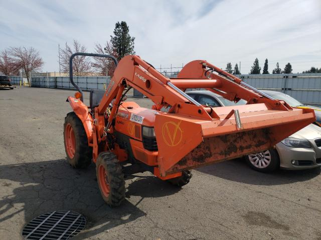 Kubota Tractor salvage cars for sale: 2004 Kubota Tractor