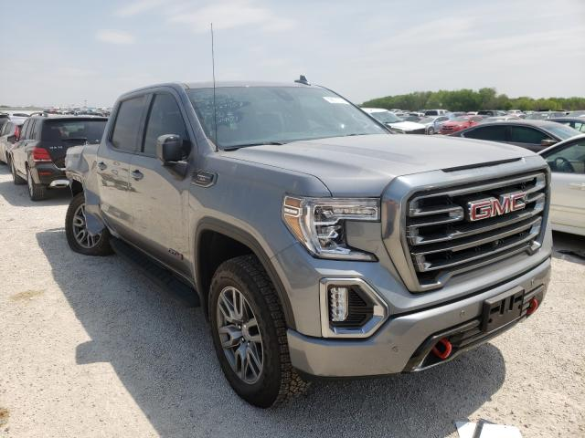 Salvage cars for sale from Copart San Antonio, TX: 2021 GMC Sierra K15