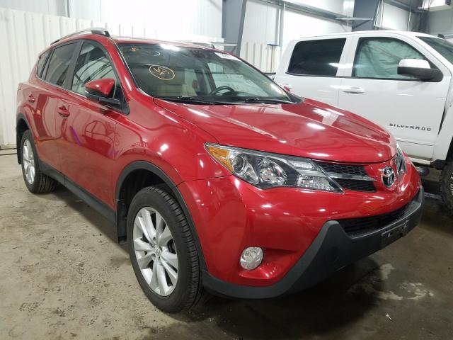 2013 Toyota Rav4 Limited for sale in Ham Lake, MN