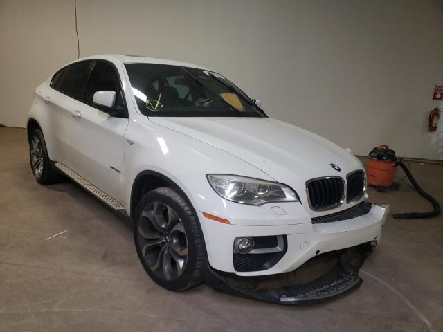 Salvage 2013 BMW X6 - Small image. Lot 38568001