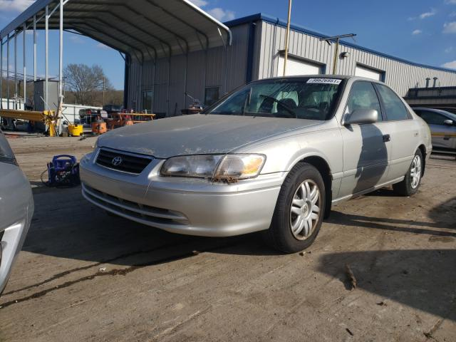 2001 TOYOTA CAMRY CE - Left Front View
