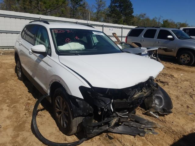 Salvage cars for sale from Copart Gaston, SC: 2020 Volkswagen Tiguan S