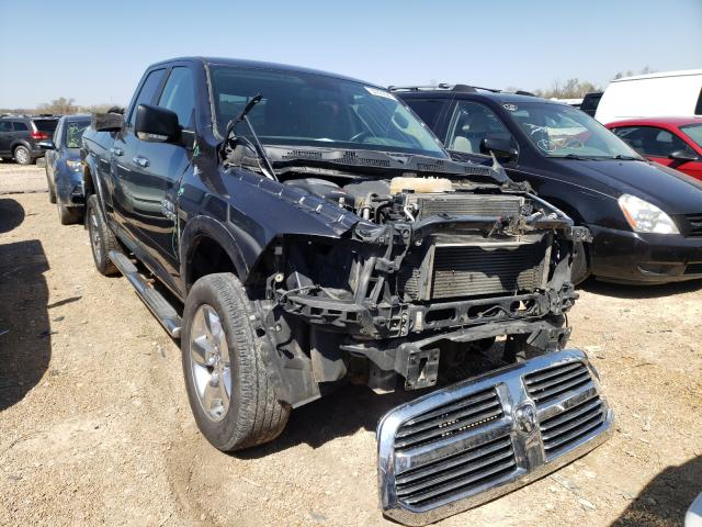 Salvage cars for sale from Copart Bridgeton, MO: 2014 Dodge RAM 1500 SLT