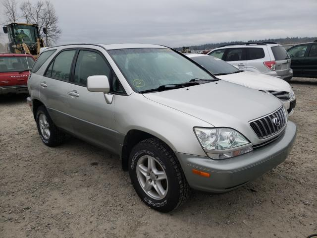 Salvage cars for sale from Copart Arlington, WA: 2001 Lexus RX 300