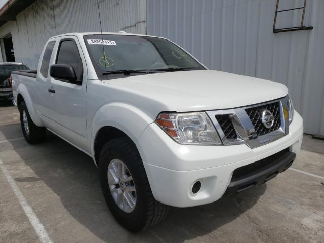 Nissan salvage cars for sale: 2015 Nissan Frontier
