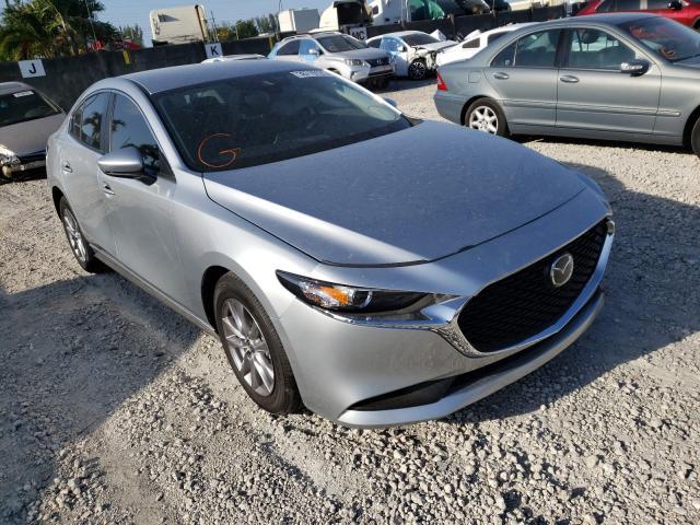 Mazda 3 salvage cars for sale: 2021 Mazda 3