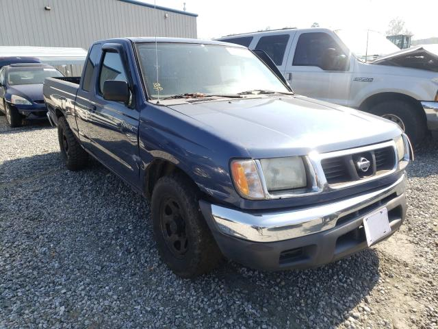 Nissan salvage cars for sale: 2000 Nissan Frontier K