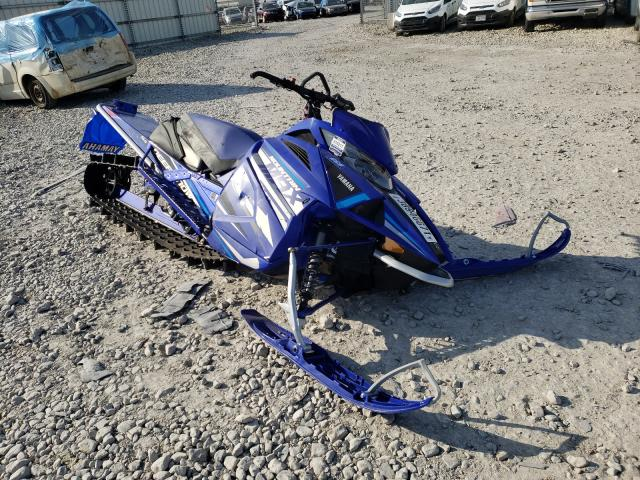 Salvage cars for sale from Copart Appleton, WI: 2021 Yamaha Snowmobile