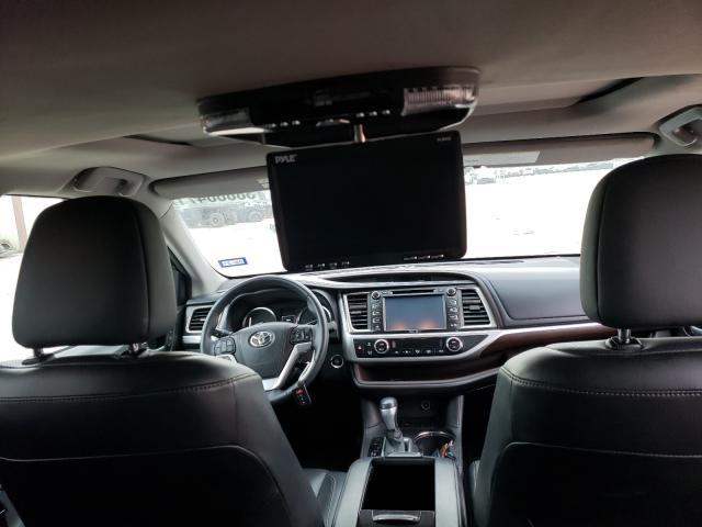 2015 Toyota HIGHLANDER | Vin: 5TDYKRFH2FS111282