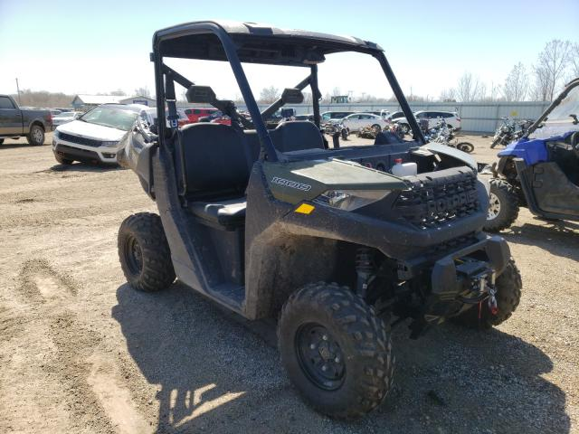 Salvage cars for sale from Copart Pekin, IL: 2020 Polaris Ranger