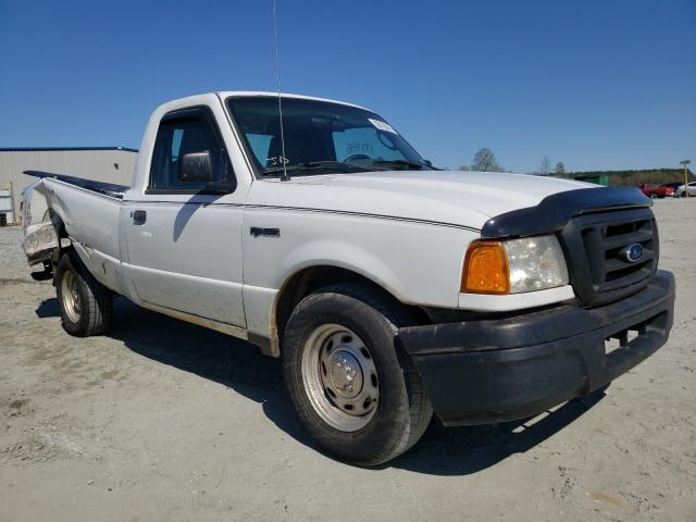 Ford Ranger salvage cars for sale: 2004 Ford Ranger