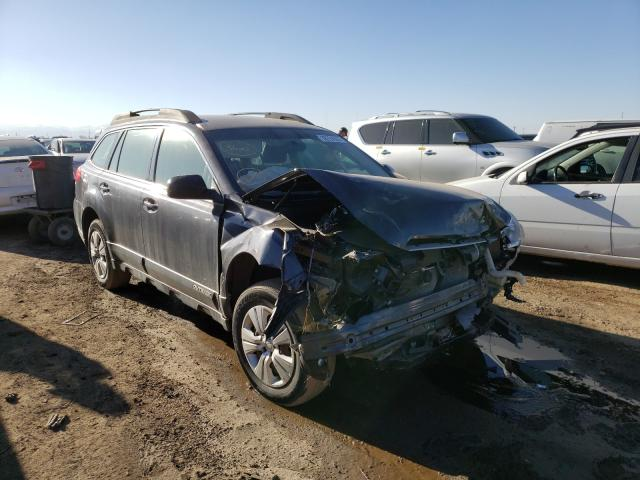 2013 SUBARU OUTBACK 2. 4S4BRCAC4D3269949