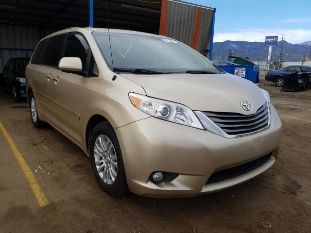 2013 Toyota Sienna XLE for sale in Colorado Springs, CO