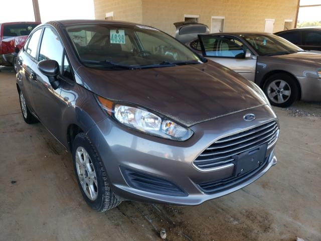Salvage cars for sale from Copart Tanner, AL: 2014 Ford Fiesta SE