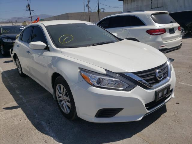 Nissan salvage cars for sale: 2018 Nissan Altima 2.5