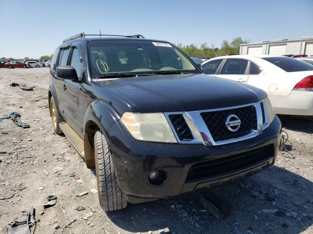 Nissan Pathfinder salvage cars for sale: 2008 Nissan Pathfinder