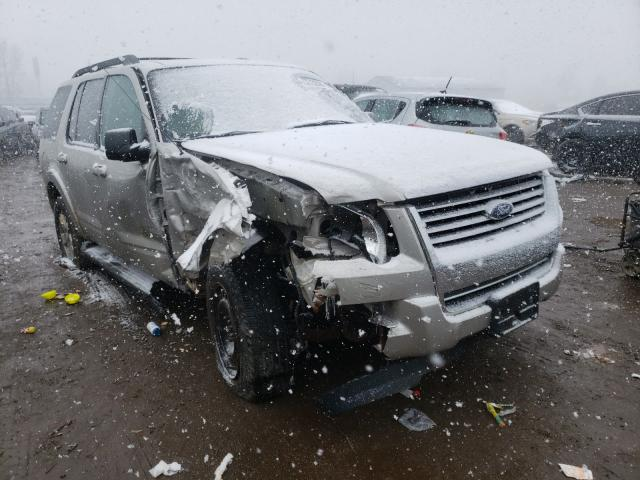 Ford Explorer salvage cars for sale: 2007 Ford Explorer