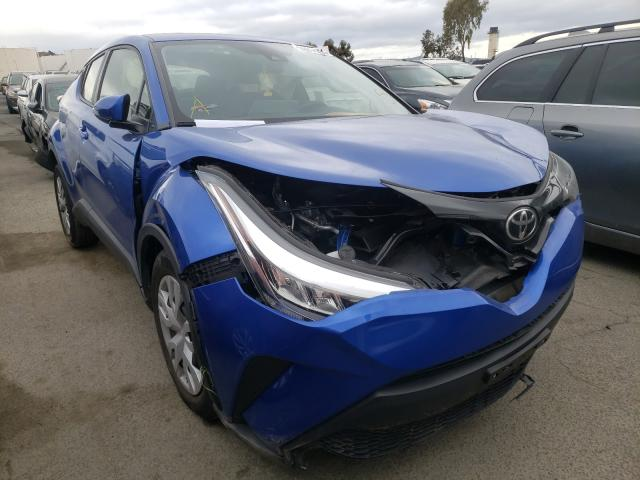 Salvage cars for sale from Copart Martinez, CA: 2020 Toyota C-HR XLE