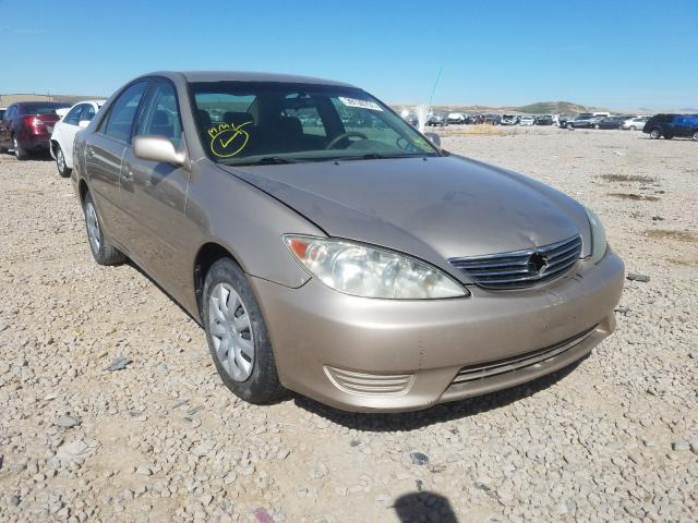 Salvage cars for sale from Copart Magna, UT: 2005 Toyota Camry LE