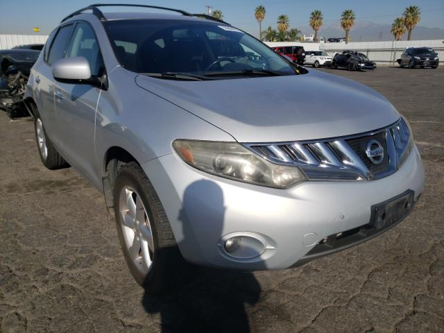 Salvage cars for sale from Copart Colton, CA: 2009 Nissan Murano S