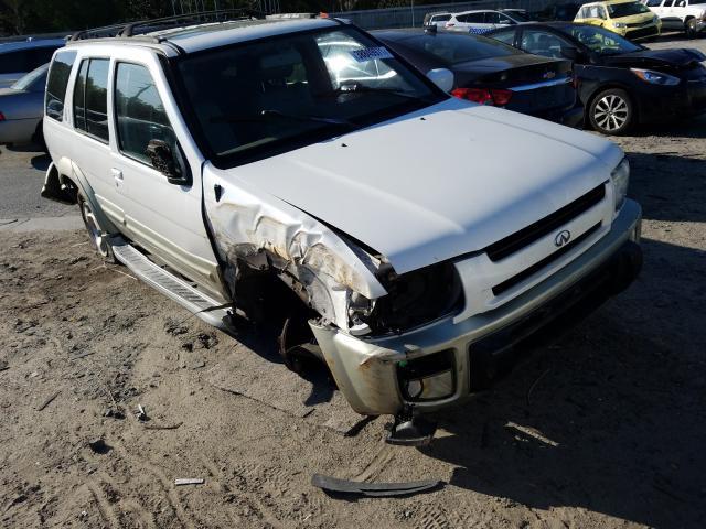Infiniti QX4 salvage cars for sale: 1999 Infiniti QX4