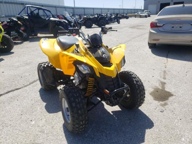 Can-Am ATV salvage cars for sale: 2018 Can-Am ATV